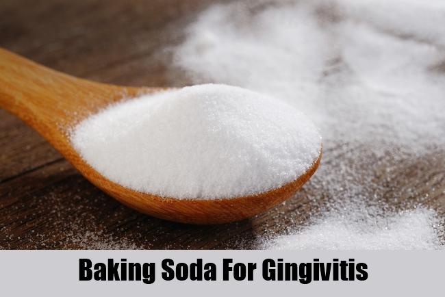 Baking Soda For Gingivitis