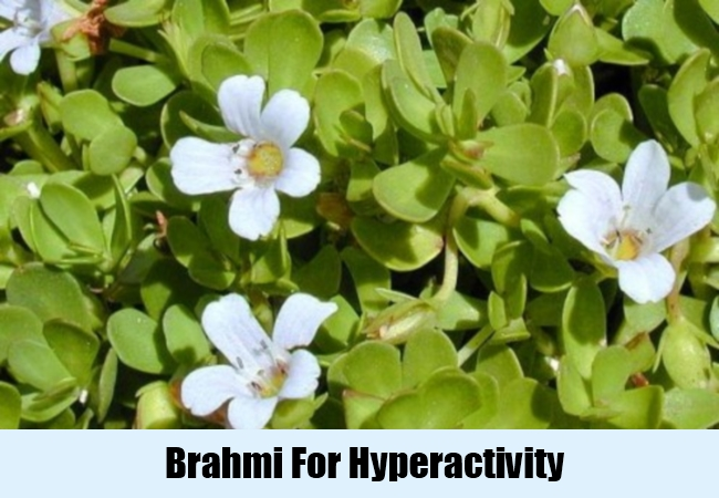 Brahmi For Hyperactivity