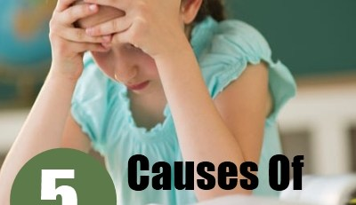 Causes Of Dyslexia