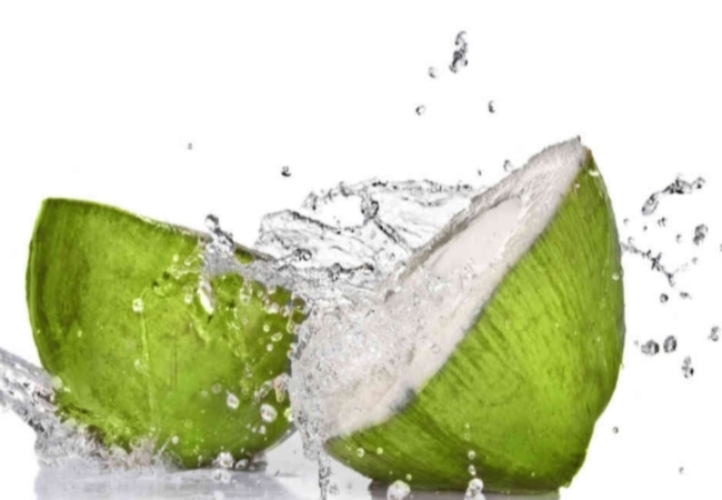 Coconut Water For Clear Skin