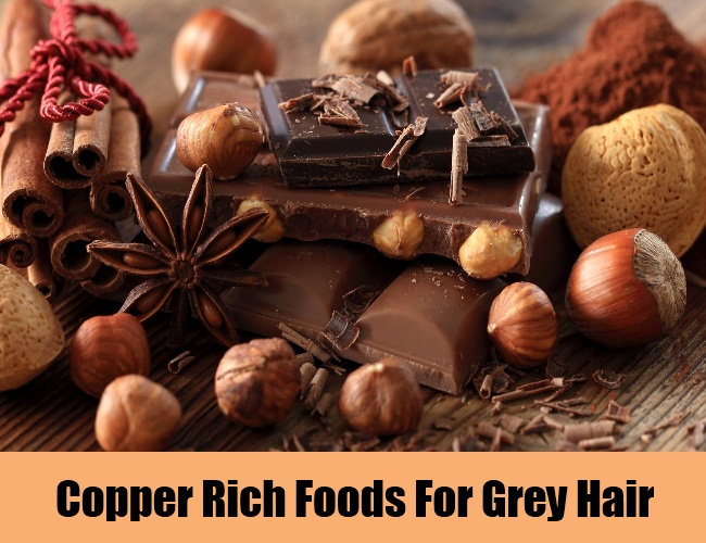 Copper Rich Foods For Grey Hair