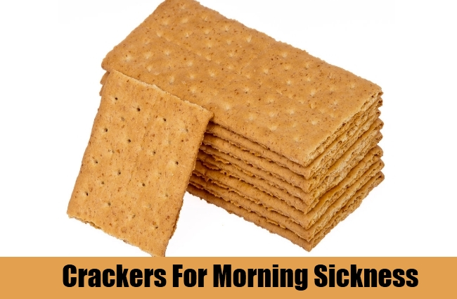 Crackers For Morning Sickness