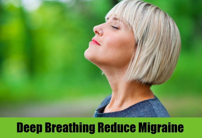 Deep Breathing Reduce Migraine
