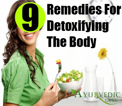 Detoxifying The Body