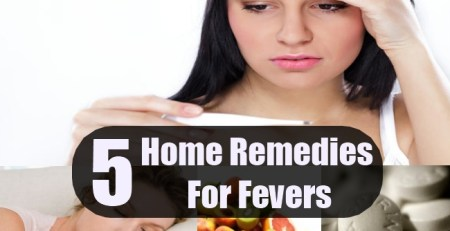 Home Remedies For Fevers