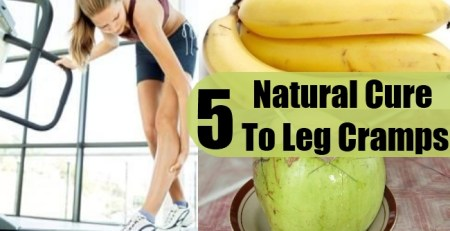 Natural Cure To Leg Cramps