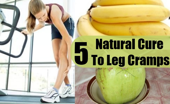 Natural Cures For Leg Cramps At Night