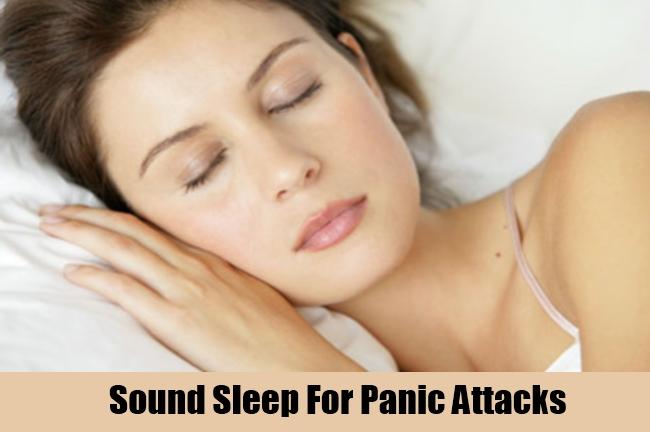 Sound Sleep For Panic Attacks