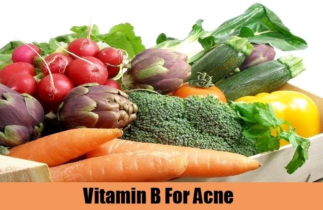 Vitamin B For Acne