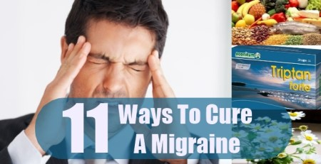 Ways To Cure A Migraine