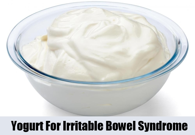 Yogurt For Irritable Bowel Syndrome