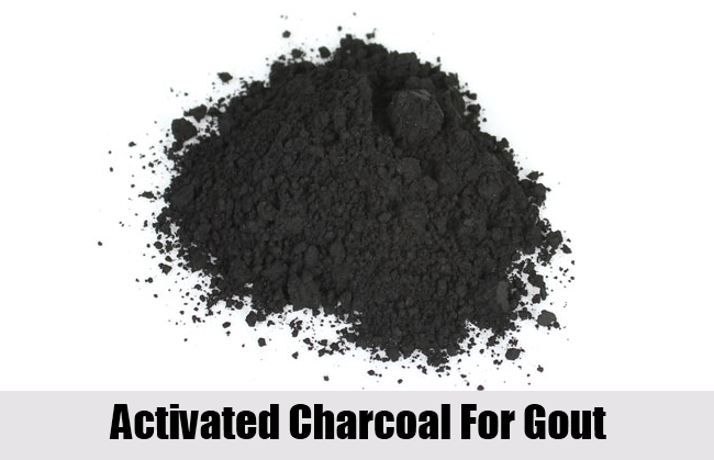 Activated Charcoal For Gout