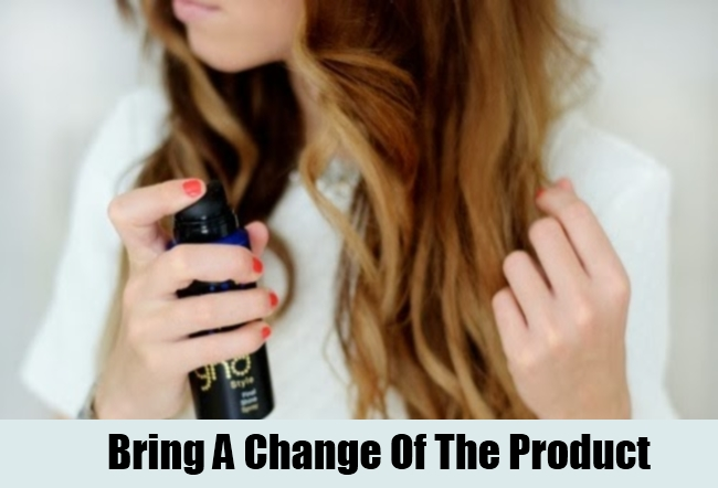 Bring A Change Of The Product