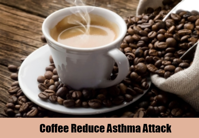 Coffee Reduce Asthma Attack