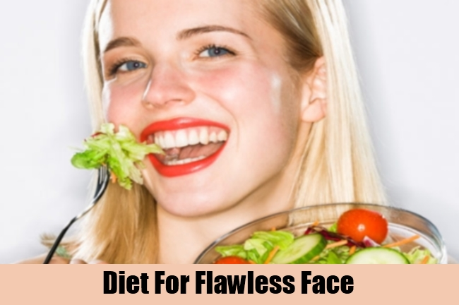 Diet For Flawless Face