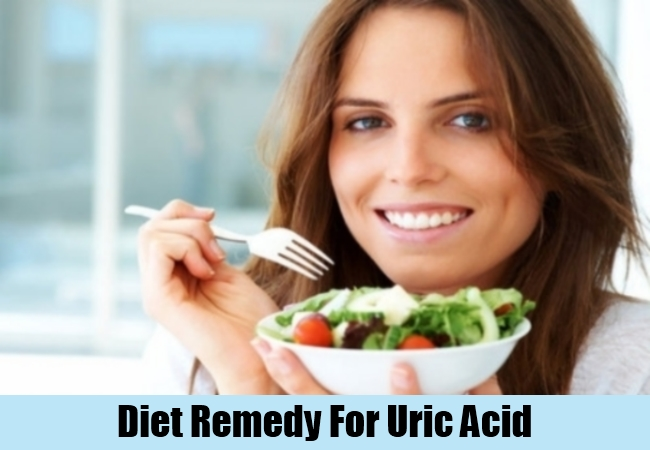 Diet Remedy For Uric Acid