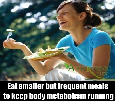 Eat At Fixed Times