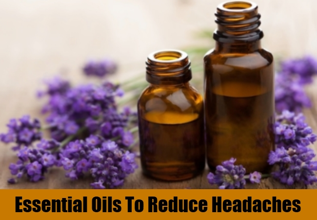 Essential Oils To Reduce Headaches
