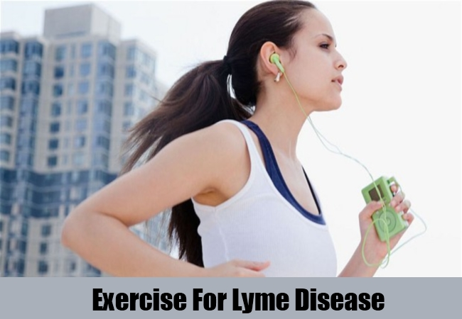 Exercise For Lyme Disease