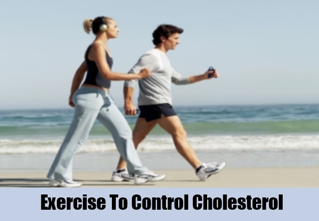 Exercise To Control Cholesterol