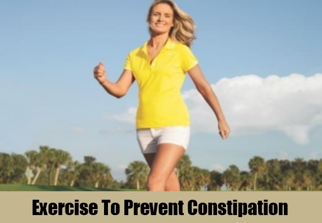 Exercise To Prevent Constipation