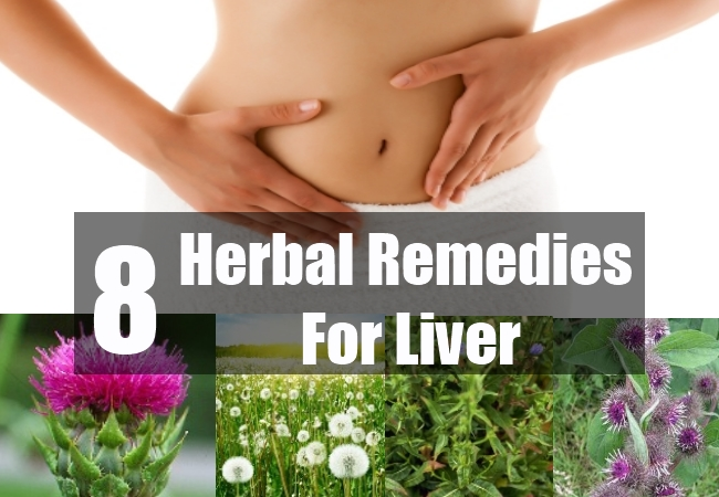 Herbal Remedies For Liver