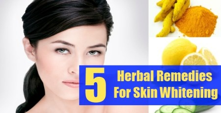 Herbal Remedies For Skin Whitening