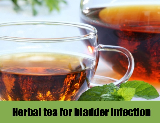 Herbal Tea For Bladder Infection