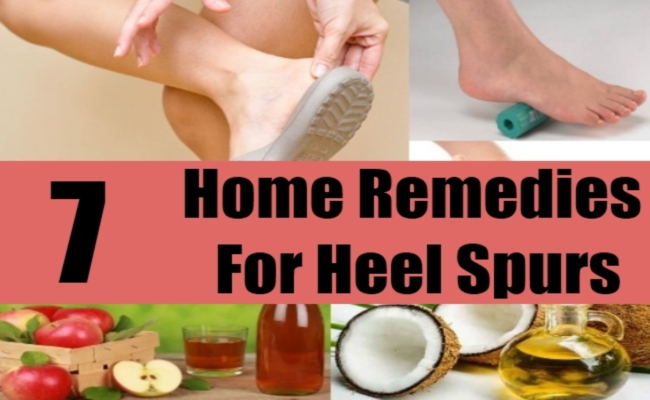 Effective And Easy Home Remedies For Heel Spurs
