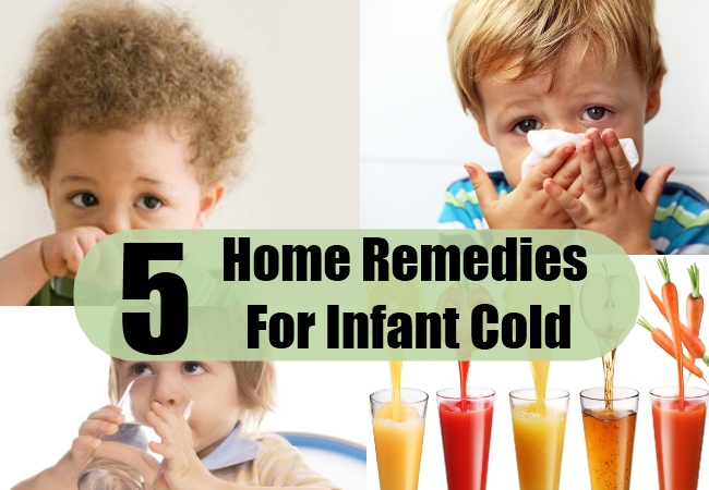 how to avoid cold in infants