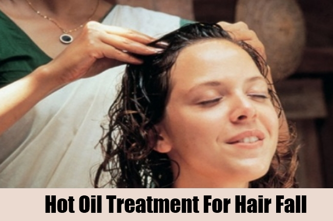 Hot Oil Treatment For Hair Fall