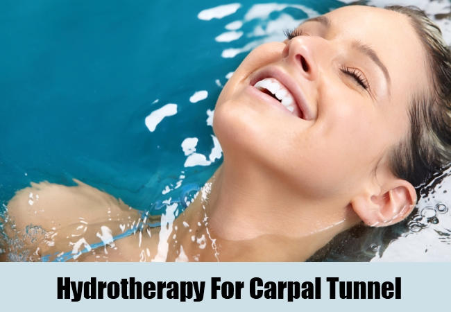 Hydrotherapy For Carpal Tunnel