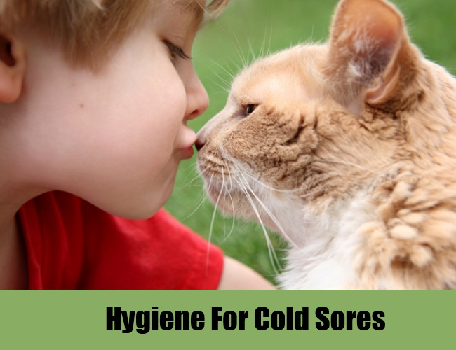 Hygiene For Cold Sores