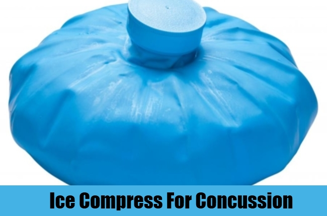 Ice Compress For Concussion