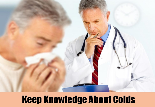 Keep Knowledge About Colds