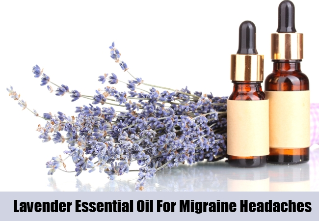 Lavender Essential Oil For Migraine Headaches