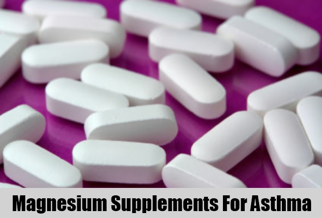 Magnesium Supplements For Asthma