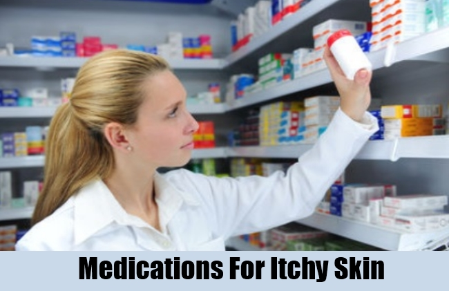 Medications For Itchy Skin