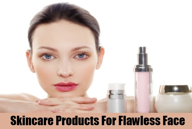 Skincare Products For Flawless Face