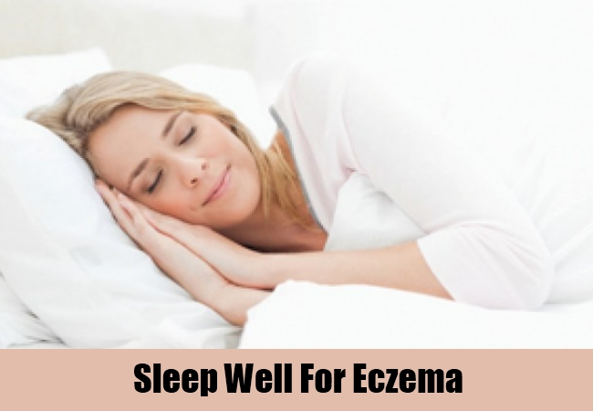 Sleep Well For Eczema