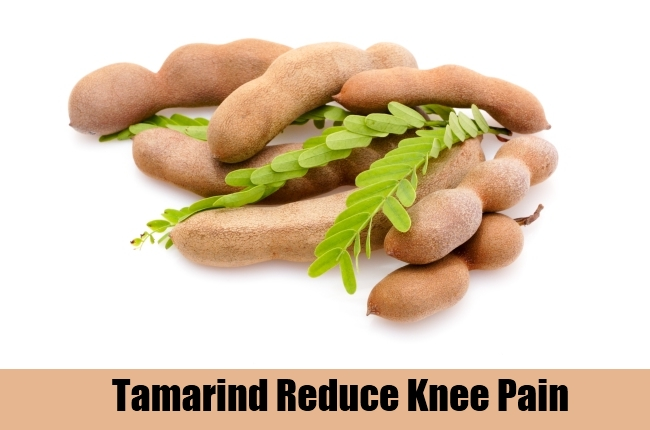 Tamarind Reduce Knee Pain