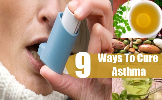 Ways To Cure Asthma