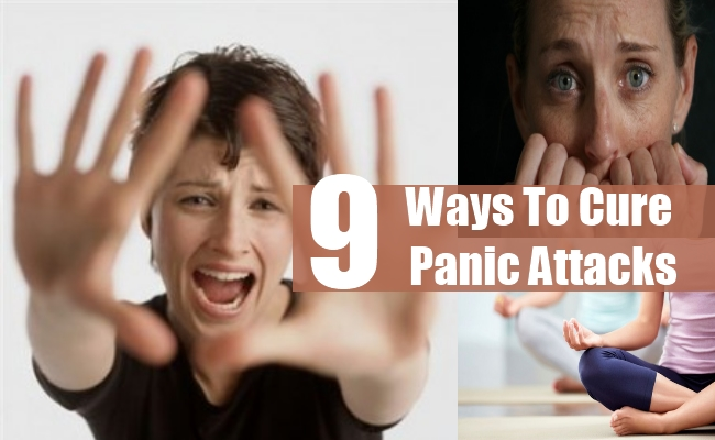 Ways To Cure Panic Attacks