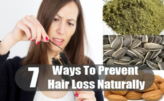 Ways To Prevent Hair Loss Naturally