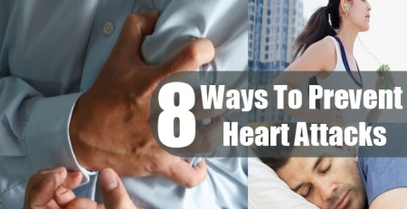 Ways To Prevent Heart Attacks