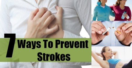 Ways To Prevent Strokes