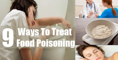 Ways To Treat Food Poisoning