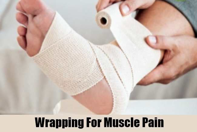 Wrapping For Muscle Pain