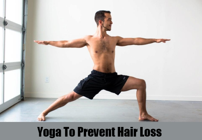 Yoga To Prevent Hair Loss