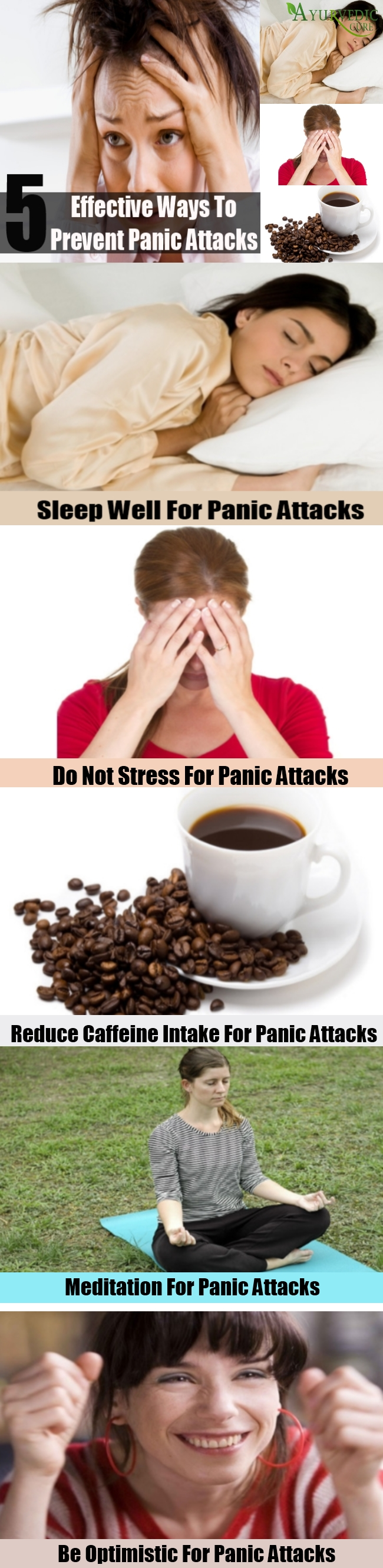 5 Effective Ways To Prevent Panic Attacks